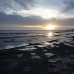 Playa Pardelas, Península Valdés (Prov. Chubut, ARG)