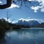 Lago Pehoe, PN Torres del Paine (Región de Magallanes, CHILE)