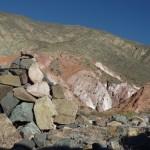 Apacheta a los Cerros Colorados, Purmamarca (Prov. Jujuy, ARG)