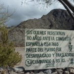 Ruinas de Quilmes (Prov. Tucumán, ARG)