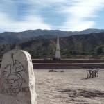 Trópico de Capricornio, Huacalera, Quebrada de Humahuaca, Prov. Jujuy, ARG)