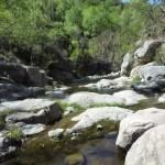 Pozos Verdes, Dique de la Quebrada (Prov. Córdoba, ARG)